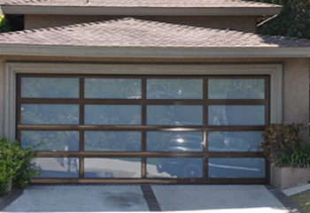 Charming Semi Custom Garage Doors. Full View Aluminum Doors