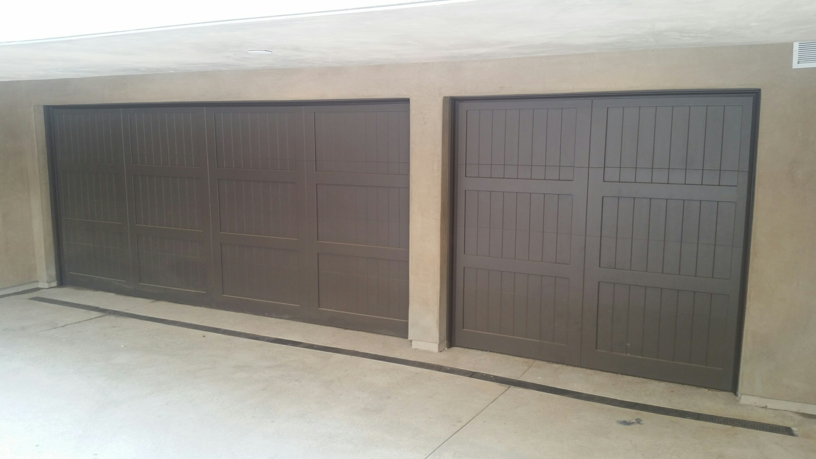 Full-Custom Garage Doors