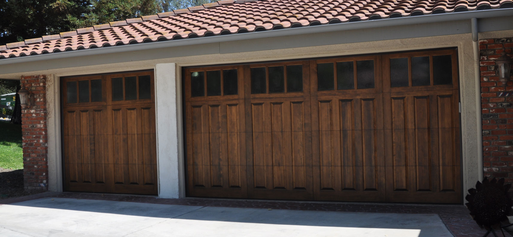 Doors To Garage: Full-Custom Garage Doors By Elegant