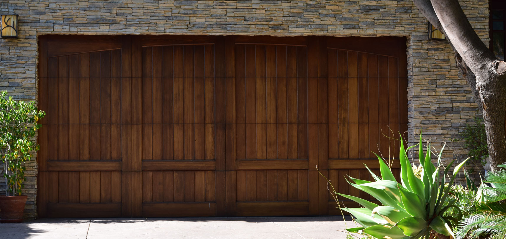Full Custom Garage Doors By Elegant