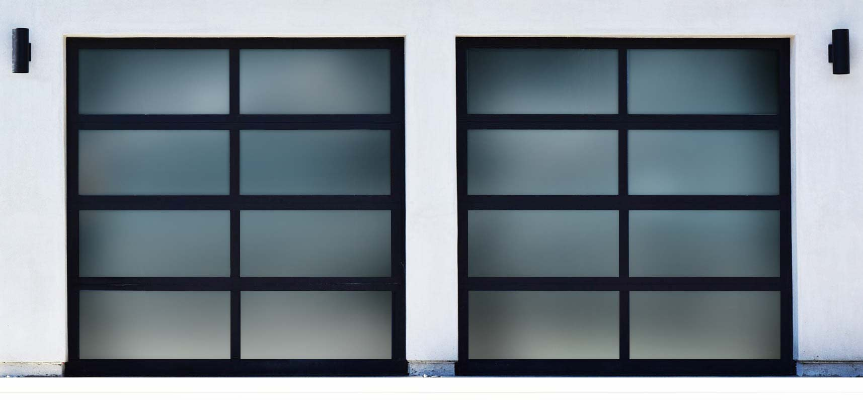 Full-View Aluminum Doors